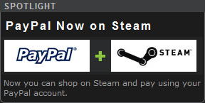 PayPal+Steam=SourceOfAllEvil